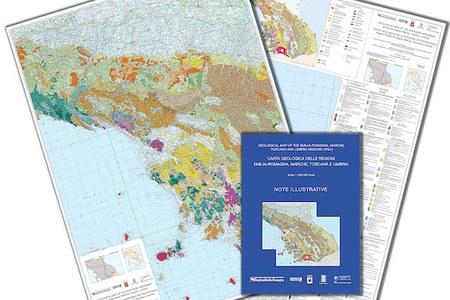 Carta Geologica dell'Appennino Settentrionale