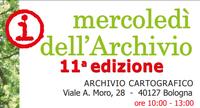 I Mercoledì Dell'archivio - Autunno 2019