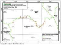 Pubblicati i dati aggiornati dei limiti amministrativi e dei confini comunali
