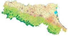 Emilia Romagna Cartina Fisica E Politica.Uso Del Suolo Di Dettaglio 2008 E 2014 Geoportale